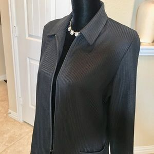 Jackets & Coats - Lightweight Black Jacket